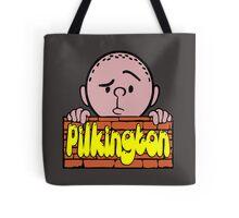 Karl Pilkington - Peeking Pilkington Tote Bag