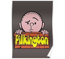 Karl Pilkington - Peeking Pilkington Poster