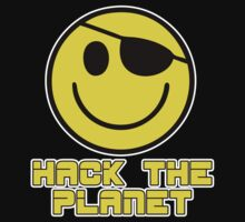 Hack the Planet by McPod
