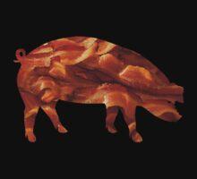 Tasty Bacon Pig by EthosWear