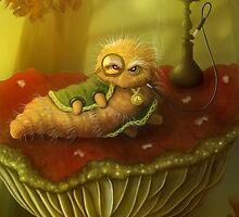 Caterpillar by Alexander Skachkov