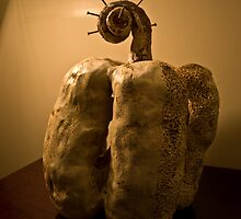 Organic Sculpture by Lozzle
