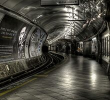 Bank Station by NrthLondonBoy
