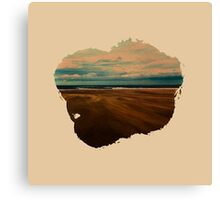 Eroded Composition | One Canvas Print