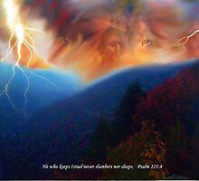 He who keeps Israel never slumbers nor sleeps by lillis