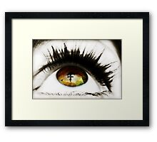 I Need You to Love Me!!! Framed Print
