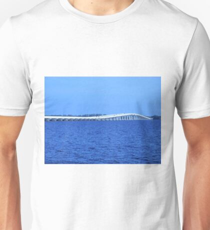 Cape Coral Bridge Unisex T-Shirt