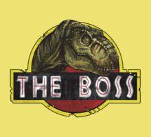 T-Rex the Boss Baby Tee