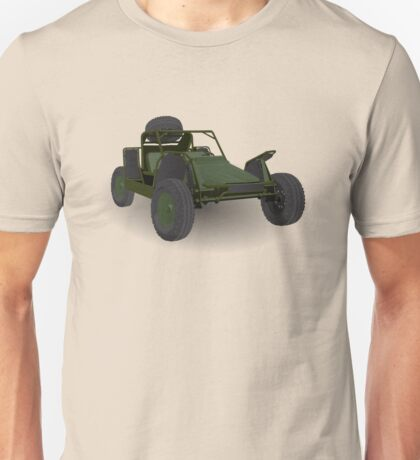 Like a King in my Dune Buggy Unisex T-Shirt