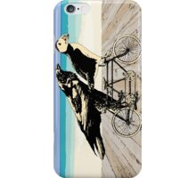 Puffin and Raven iPhone Case/Skin