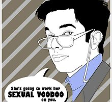 Sexual Voodoo by thelizster