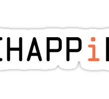 CHAPPiE shirt Sticker