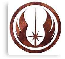 The Jedi Order Canvas Print