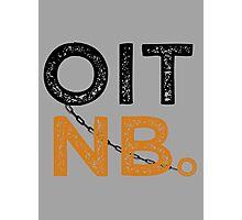OITNB linked Photographic Print