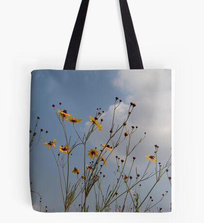 Plains Coreopsis Tote Bag