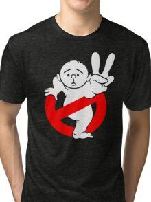Karl Pilkington - RockBusters Tri-blend T-Shirt