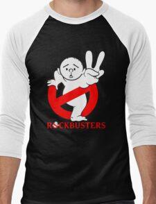 Karl Pilkington - RockBusters Men's Baseball ¾ T-Shirt