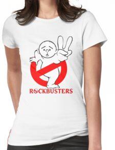 Karl Pilkington - RockBusters Womens Fitted T-Shirt