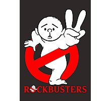 Karl Pilkington - RockBusters Photographic Print
