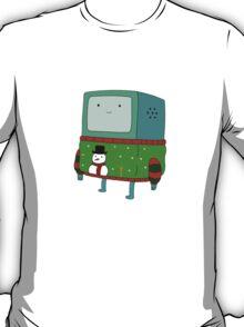 BMO - christmas T-Shirt