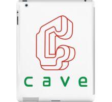 Cave iPad Case/Skin