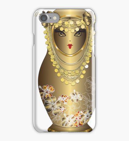 Fabulous Russian Dolls iPhone Case/Skin