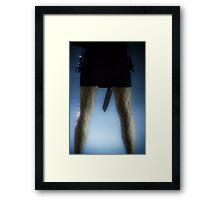 A Yakuza's Virtue Framed Print