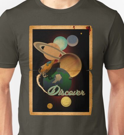 Discover Unisex T-Shirt