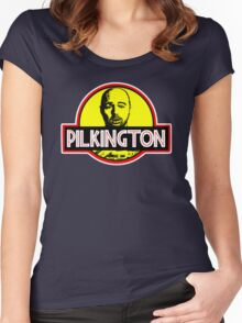 Karl Pilkington Women's Fitted Scoop T-Shirt