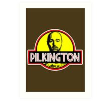 Karl Pilkington Art Print