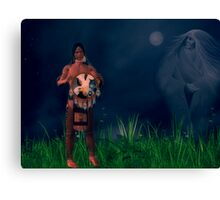 dreamweaver Canvas Print