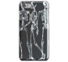 Inverted Skeleton Series iPhone Case/Skin