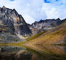 Mt Monolith in the Tombstone Range by Yukondick