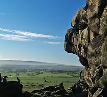 Lower Wharfedale by WatscapePhoto