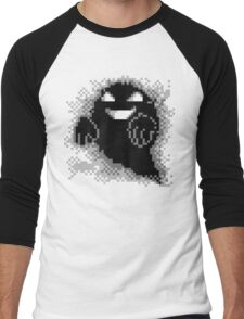 GHOST! invert Men's Baseball ¾ T-Shirt