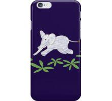 Flying Elephant iPhone Case/Skin