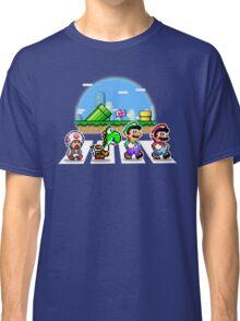 Mushroom Road Classic T-Shirt