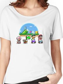 Mushroom Road Women's Relaxed Fit T-Shirt