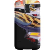 Yellow Pickets Going Up Samsung Galaxy Case/Skin