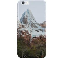 Expedition Everest - Close Shot iPhone Case/Skin