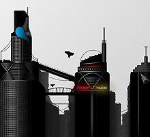 Dystopian Retro Future by SolarShadow1