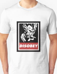 Vegeta Disobey T-Shirt