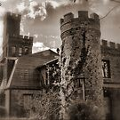 Castle Somewhere by Larry Lingard/Davis