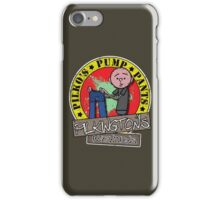 Karl Pilkington - Pilko Pump Pants iPhone Case/Skin
