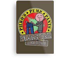 Karl Pilkington - Pilko Pump Pants Metal Print