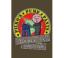 Karl Pilkington - Pilko Pump Pants Photographic Print