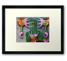 I am that I am Framed Print