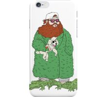 Action Bronson - Terry iPhone Case/Skin