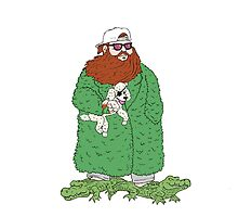 Action Bronson - Terry by emmagroves
