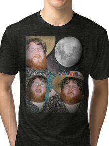 Three grandma moon Tri-blend T-Shirt
